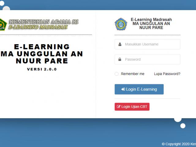 E-Learning Madrasah