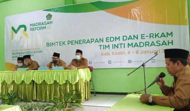 Bimtek Penerapan EDM dan E-RKAM